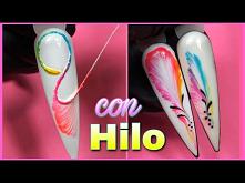 Tecnica String Pull con Hilo