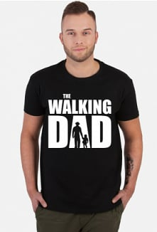 The walking dad koszulka pr...