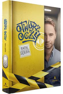 """Książka """"Otwórz oczy&q..."""