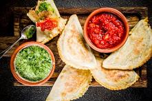 Empanadas: pieczone pierogi...