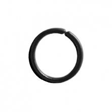 Czarne kółko do piercingu -> Kliknij w zdjęcie, by przejść do sklepu -> Iron-Lady.pl