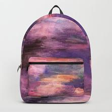 Plecak  ze wzorem Kolorowo ...