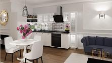 Mieszkanie w stylu glamour ...