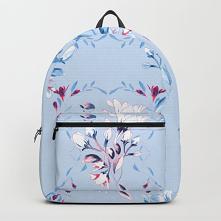 Plecak ze wzorem: Kwiat - w...