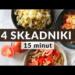 Ekspresowe obiady z 4 skład...