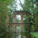 Romantyczny park w Arkadii....