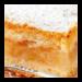 SZARLOTKA  Najlepszy przepis na szarlotkę!  SKŁADNIKI  12 PORCJI  CIASTO  300 g mąki (2 szklanki)  200 g masła lub margaryny (w tym 50 g może być smalec)  1,5 łyżeczki proszku do pieczenia  5 łyżek cukru  1 łyżka cukru wanilinowego  1 jajko  JABŁKA  1,5 kg jabłek (np. reneta, antonówka) lub 1 słoik 780 g gotowych jabłek  1/2 łyżeczki cynamonu  cukier puder  PRZYGOTOWANIE  CIASTO  Z podanych składników zagnieśćciasto kruche(w robocie kuchennym lub na stolnicy): do przesianej mąki dodać pokrojone w kosteczkę zimne masło, proszek do pieczenia, cukier i cukier wanilinowy. Rozdrabniać składniki na kruszonkę, potem dodać jajko i połączyć składniki w jednolite i gładkie ciasto.  Podzielić na 2 części, zawinąć w folię i włożyć do lodówki.  JABŁKA  Jabłkaobrać, pokroić na ćwiartki i wyciąć gniazda nasienne. Pokroić na plasterki i włożyć do garnka. Dodać cynamon i gotować pod przykryciem przez ok. 10 - 15 minut aż jabłka zmiękną i się rozpadną, w międzyczasie od czasu do czasu zamieszać.  PIECZENIE  Piekarnik nagrzać do180 stopni C.Przygotowaćtortownicęo średnicy26 cmlub prostokątną blaszkęok.20 x 30 cm.  Wyjąć jedną połówkę ciasta z lodówki,pokroić nożem na plasterki i wylepić nimi spód formy, doklejając brakujące miejsca palcami.  Na spód wyłożyć jabłka. Wyjąć drugą część ciasta i zetrzeć na tarce bezpośrednio na jabłka (lub pokroić ciasto na plasterki i ułożyć na wierzchu).  Wstawić do piekarnika i piec przezok. 40 - 45 minut lubna złoty kolor(w mniejszej blaszce np. 24 cm być może trzeba będzie piec dłużej aby spód się dopiekł).Posypać cukrem pudrem. Pokroić po ostudzeniu.  Smacznego ☺️