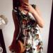 Sukienka w kwiatki. :) 2020