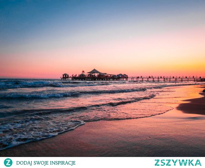 Marzy mi się teraz pobyt na takiej rajskiej plaży... instagram => @nieidentyczna