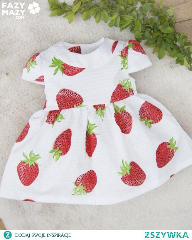 Sukienki niemowlęce na wiosnę i lato
