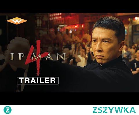 IP MAN 4 (2019) International Trailer | Donnie Yen, Scott Adkins Martial Arts Movie