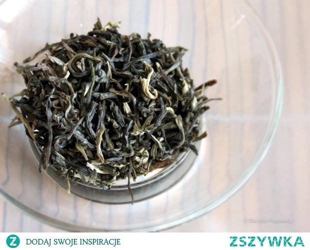 Biała herbata Fujian White Long