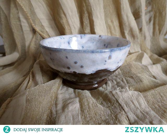 Ceramiczne czarki do herbaty własnej roboty