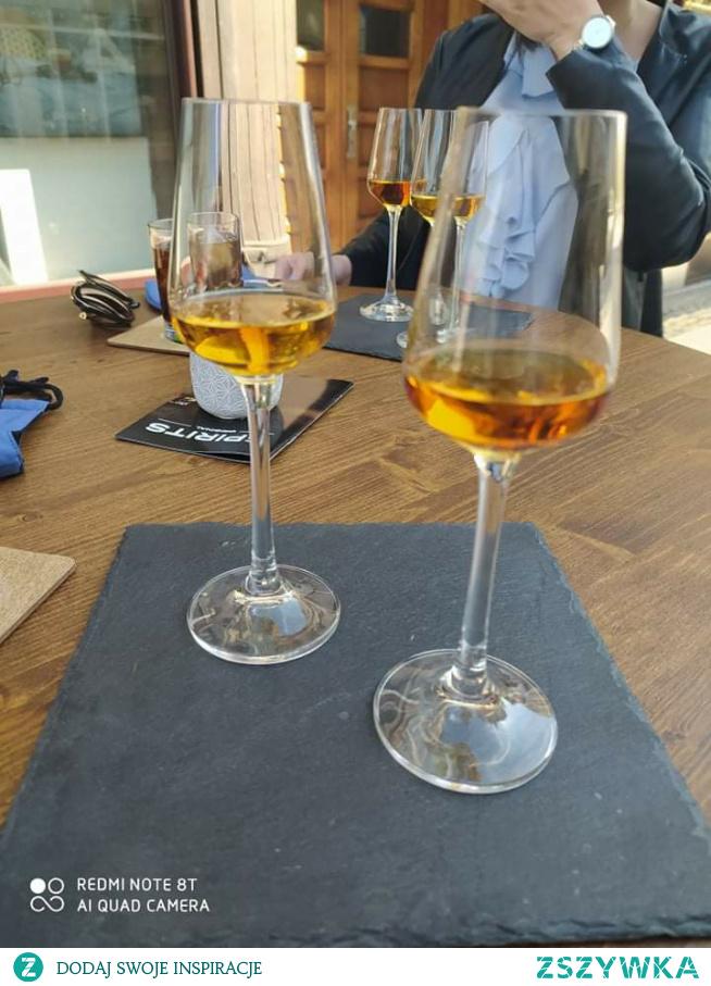 degustacja rumu