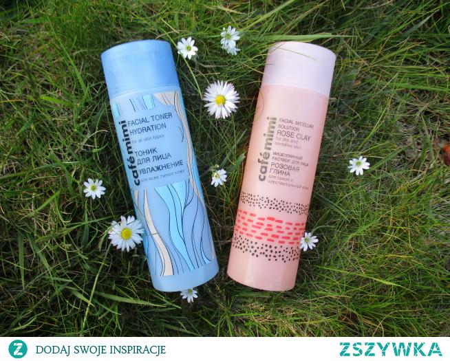Na blogu recenzja marki café mimi! Naturalne kosmetyki do twarzy i ciała. Zapraszam do czytania!