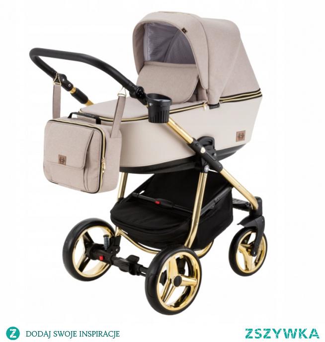 Wózek 2w1 Adamex Reggio specjal edition - Hurtownia Kangurek Olsztyn