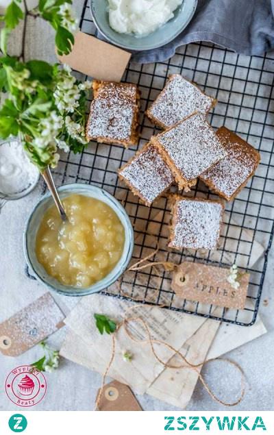 Ciasto z jabłkami i orzechami - Najlepsze przepisy   Blog kulinarny - Wypieki Beaty