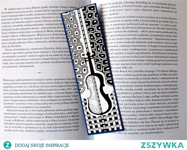 Muzyczne zakładki do książek