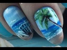 New Summer Nail Art Designs...