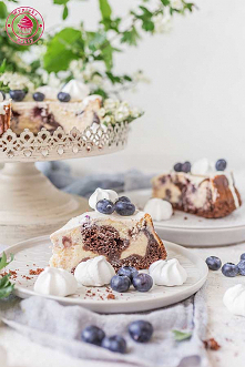 Sernik na cieście czekoladowym - Najlepsze przepisy | Blog kulinarny - Wypieki Beaty