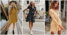 Letnie stylizacje z sukienk...