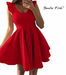 Śliczna sukieneczka za mniej niz 50 PLN. Kliknij w zdjęcie więcej wzorów przeniesie Cie na aliexpress