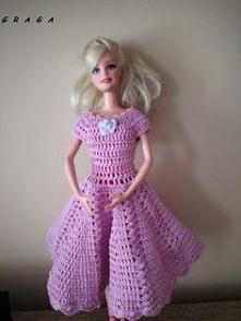 Szydełkiem dla Barbie