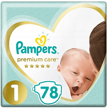 Pampersy - Pampers premium ...