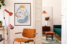 Styl line art, czyli modny minimalizm