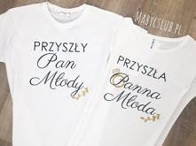 Koszulki dla par, wiele wzo...