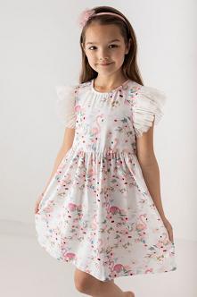Niesamowite sukienki tiulow...