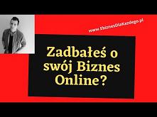 Zadbałeś o swój Biznes Online? Czy przespałeś swój czas...?  Dobre pytanie :-) Lepiej oglądać TV, czy lepiej szukać nowej wiedzy i zdobywać umiejętności, które pomogą Ci jeszcze...