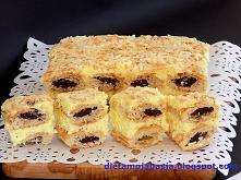 Pyszne, proste ciasto bez pieczenia