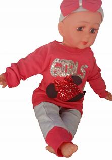 dziecko- niemowlę- komplet