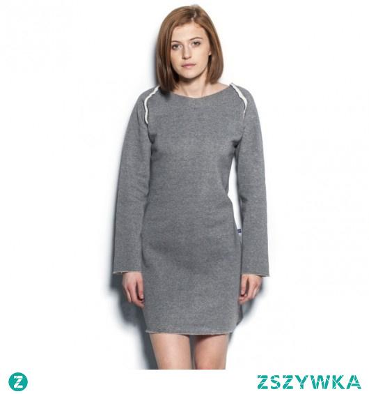 Sukienka dresowa - link w komentarzu