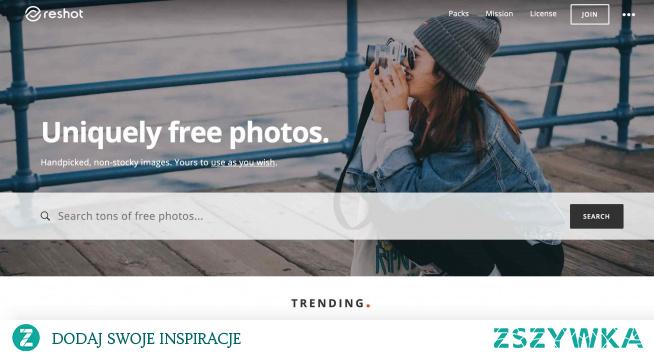 5 darmowych mniej znanych stron internetowych z obrazkami, z których możesz skorzystać przy kolejnych projektach. Strony te stały się błogosławieństwem dla projektantów, marketerów i blogerów.