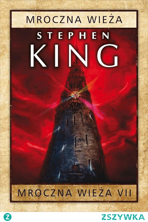 6. 'Mroczna Wieża: Mroczna Wieża' Stephen King (2004)