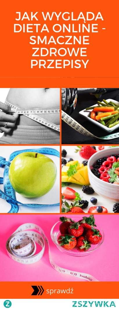 Smaczne i zdrowe przepisy z Diety Online   Sprawdź jak wygląda taka dieta   kliknij w zdjęcie