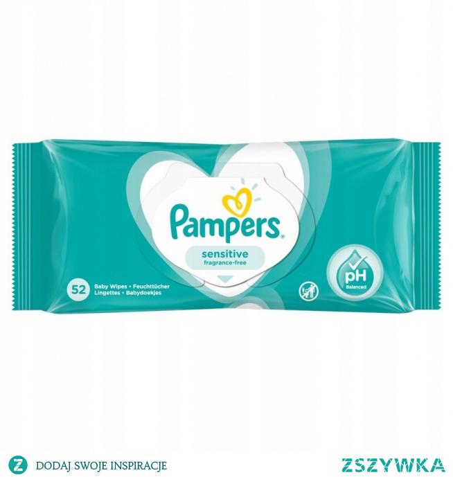 Chusteczki nawilżane - Pampers - Rossmann