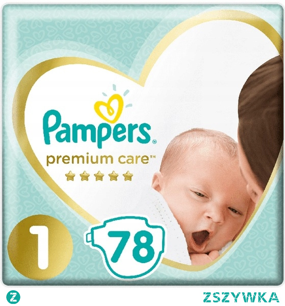 Pampersy - Pampers premium care - Rossmann