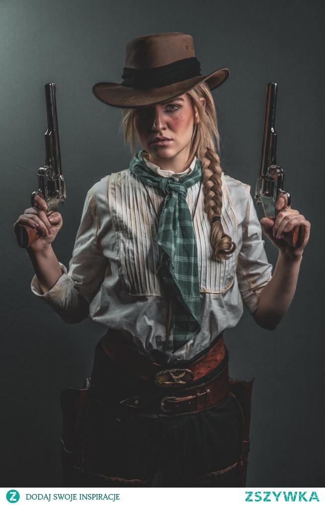 Ile osób by chciało aby została stworzona osobna gra z serii Red Dead Redemption dedykowana Sadie Adler ? NIE ! NIE DLC! ...PEŁNA GRA ! ( ͡° ͜ʖ ͡°)