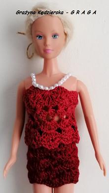 2020r- komplecik dla Barbie