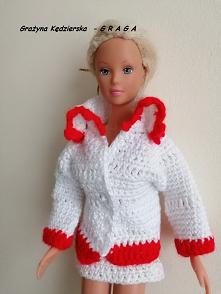Komplet dla Barbie-2020r.