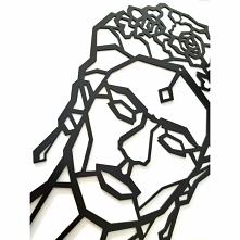 Dekoracja ścienna - Frida K...
