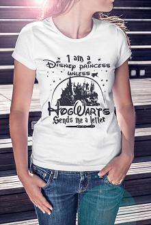Koszulka z zabawnym napisem...