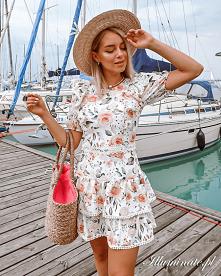 Sukienka na letnie przyjęci...