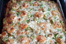 Pizza krewetkowa Pizza krewetkowa domowa jest pyszna, prosta w wykonaniu i udaje się zawsze za pierwszym razem.