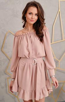 Roco Sukienka w stylu boho ...