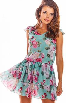 Awama Mini sukienka letnia ...