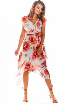Awama Sukienka letnia w kol...